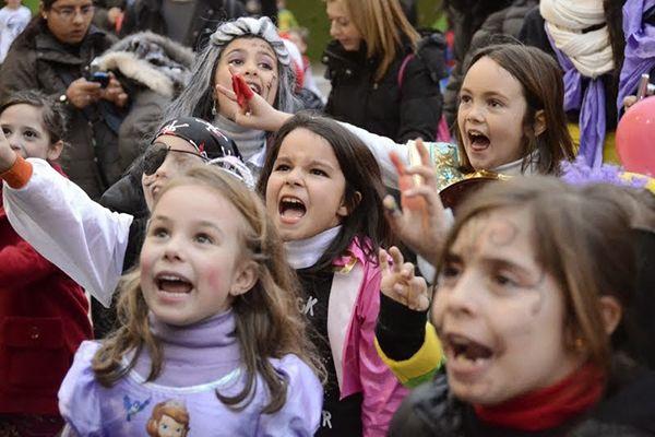 Festes infantils de Carnaval