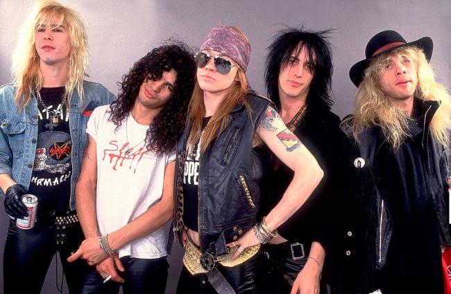 Guns N Roses. Grups de música