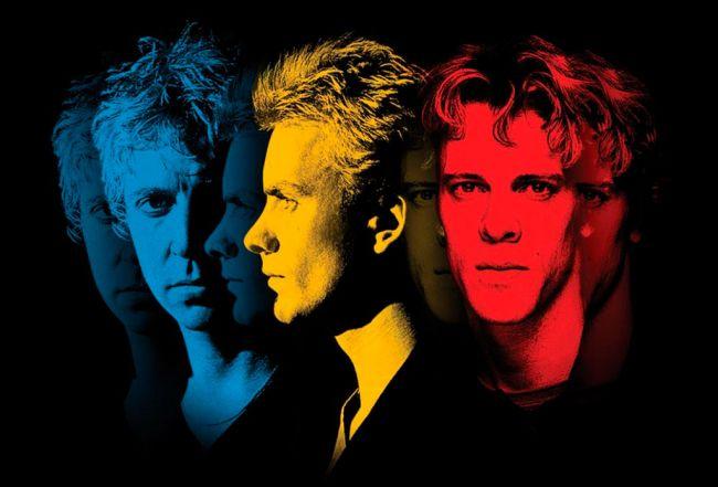 The police, un gran grup de musics del món!