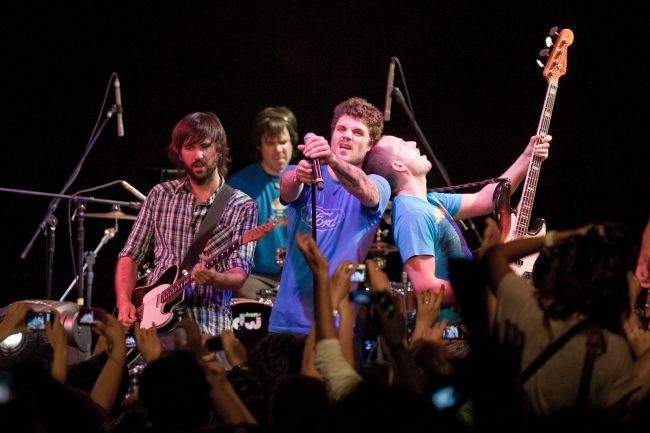 La indiscutible banda de músics El Canto del Loco