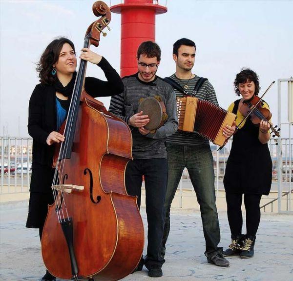 Grups de múica folk catalana. Absentes
