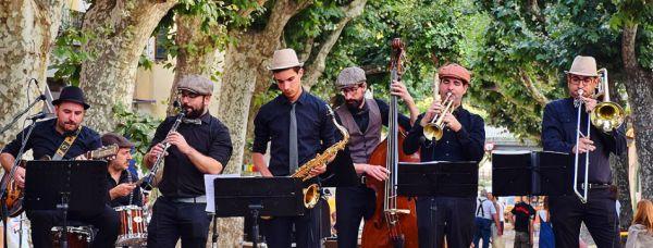 Grups de jazz. Vermut Jazz Casinet